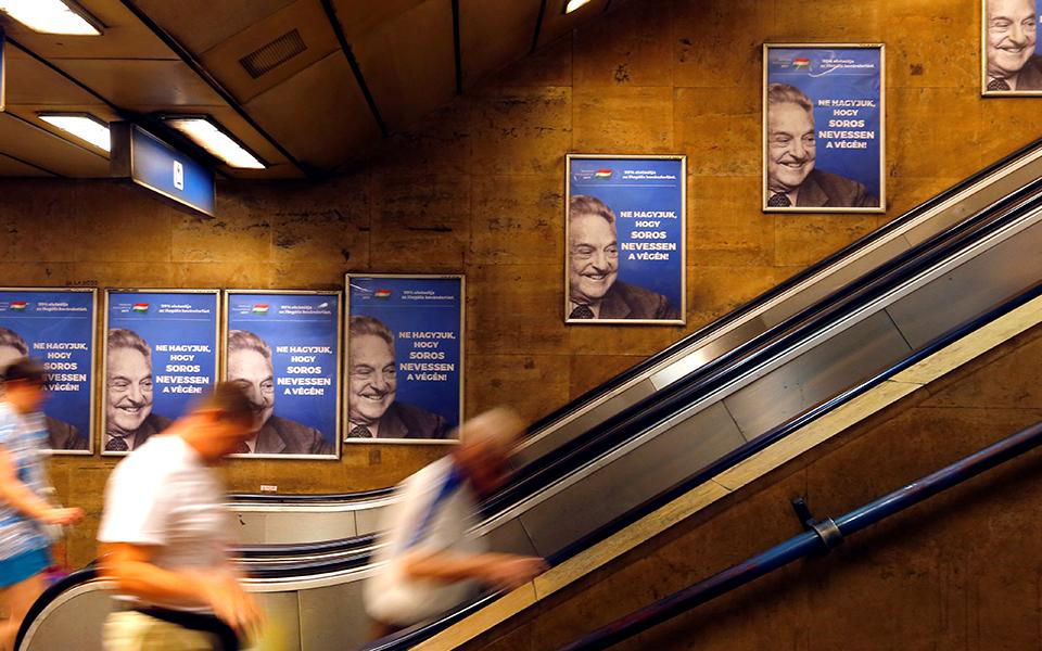 "George Soros. De ""grande especulador"" a ativista anti-Brexit"