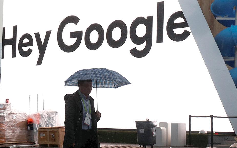 Google marca nova retoma do investimento estrangeiro