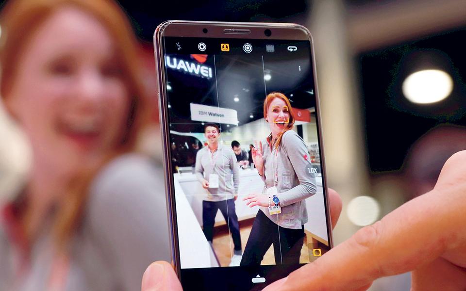 Chinesa Huawei alcança topo de vendas em Portugal