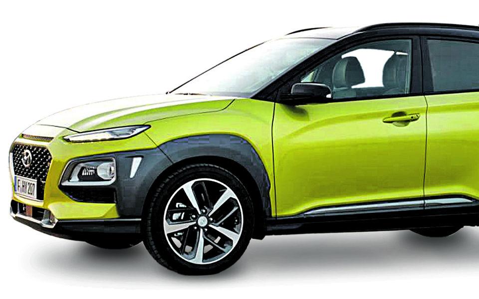Hyundai Kauai elétrico: Imagine o futuro elétrico  ao volante de um Kauai