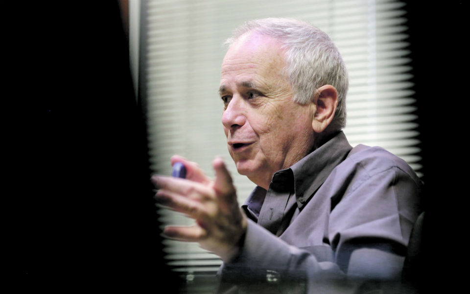 """Ilan Pappé: """"Israel não é uma democracia, isso é um mito"""""""