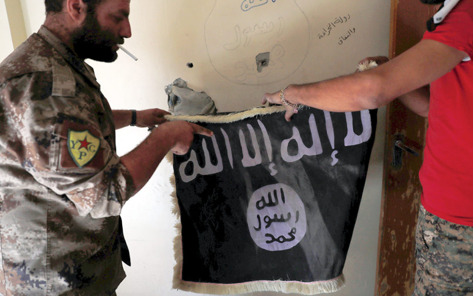 ISIS: o califado adiado