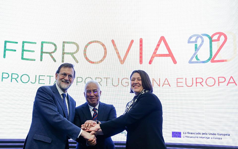 """""""Portugal vai cumprir todas as promessas no transporte ferroviário"""""""