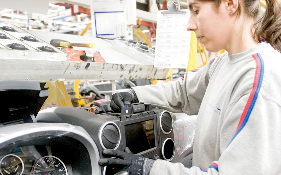 Componentes automóveis superam barreira dos 10 mil milhões