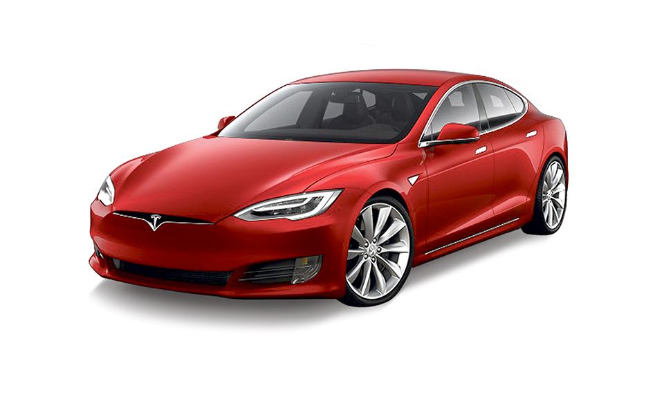 Tesla model s 100D Luxo e conforto de quatro rodas