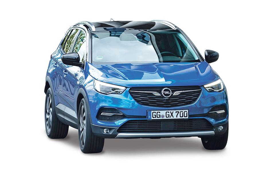 Opel Grandland X: Reforço do carácter SUV