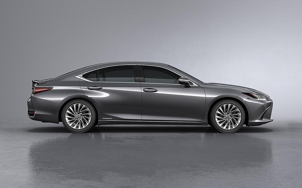 Lexus ES 300h: Chegou o híbrido do futuro imediato