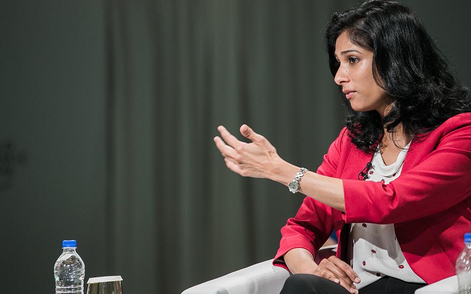 Gita Gopinath: Americana de Calcutá acabade entrar paraa história do FMI
