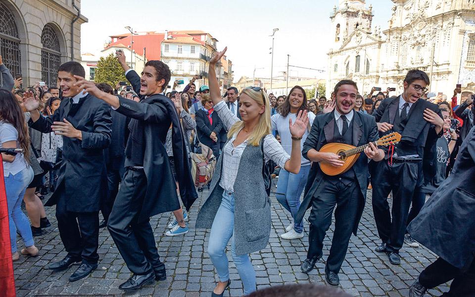Portugal atrai mil novos estudantes internacionais este ano