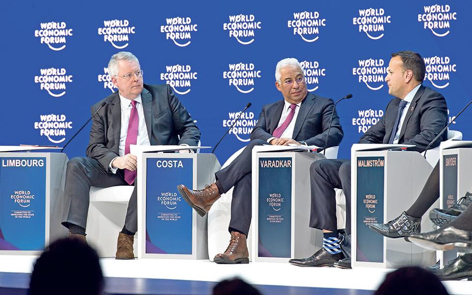 DAVOS: Como é a vida  na cimeira  dos poderosos
