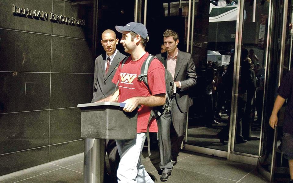 Lehman Brothers: Há dez anos, quebrou-se o mito do 'too big to fail'