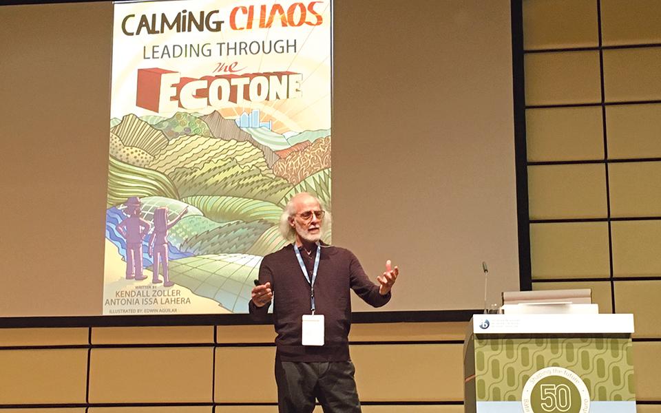 IB celebra 50 anos com debates em Viena sobre o futuro da educação