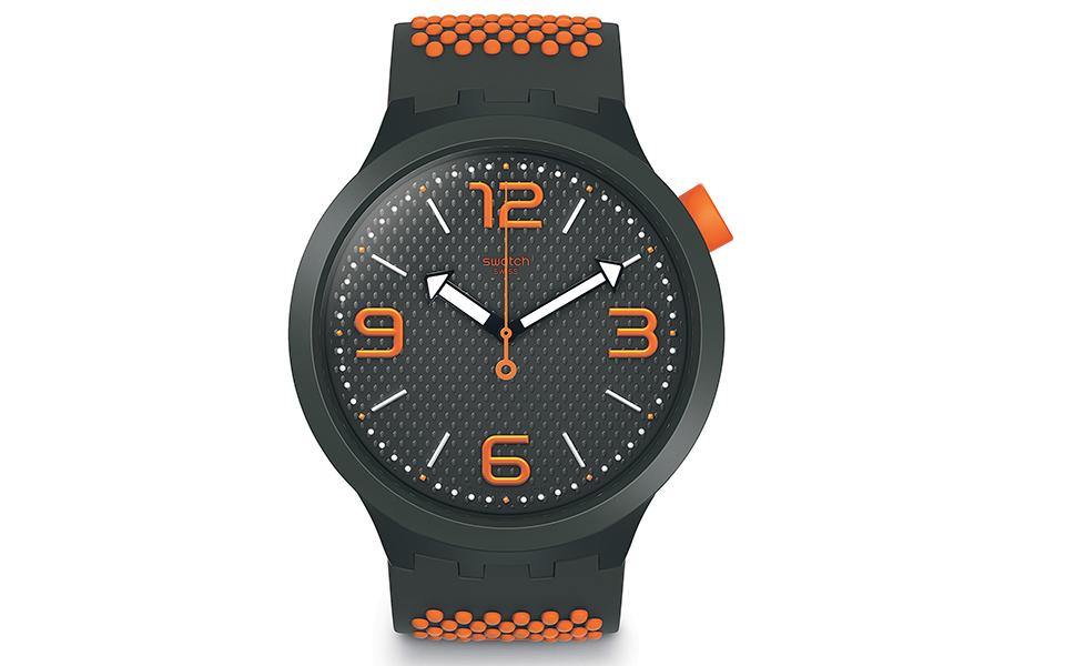 Swatch Big Bold, Inspiração urbana