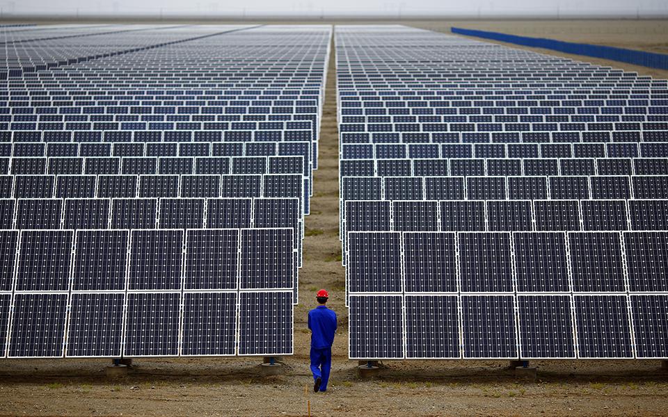 Governo quer estender contribuição sobre sector energético às renováveis