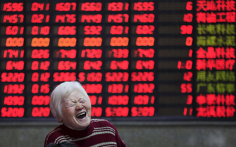 China injeta 115 mil milhões na economia
