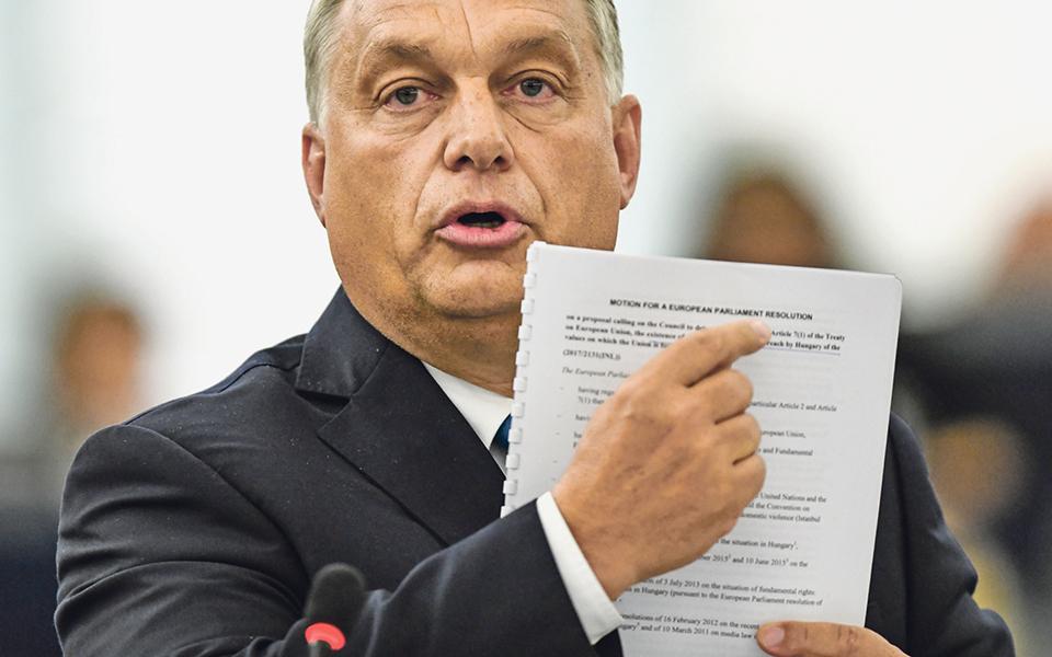 Perigo iminente na fronteira leste da União Europeia