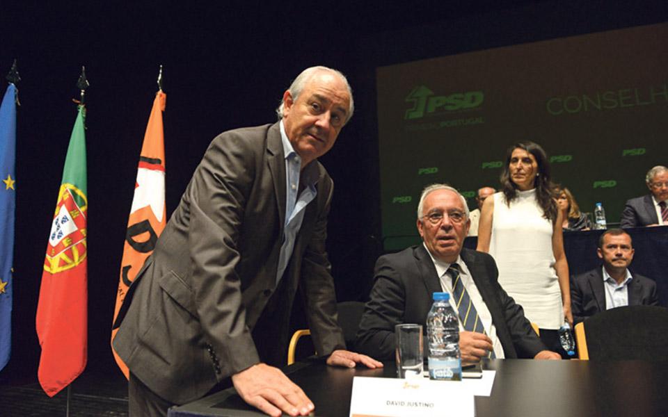 Guerrilha interna no PSD atinge novo pico depois das férias