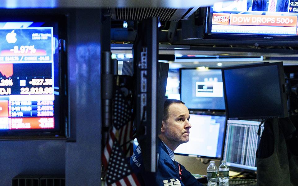 Volatilidade marca início  do novo ano