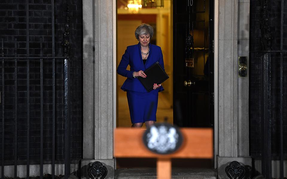 União Europeia menos irredutível  oferece alguma esperança a May