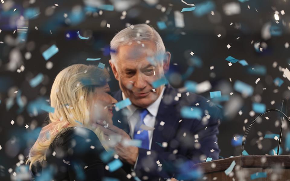 """Apesar do empate, """"Bibi"""" deve manter-se à frente de Israel"""