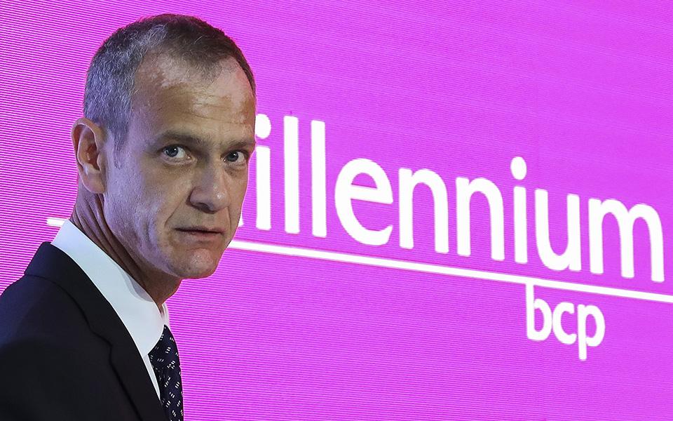 Millennium BCP abate 1,9 mil milhões de malparado num ano