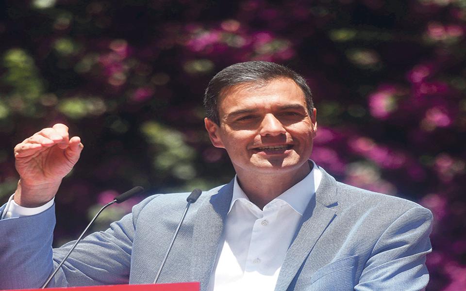 PSOE de Sánchez pode sair reforçado das triplas eleições no país inteiro