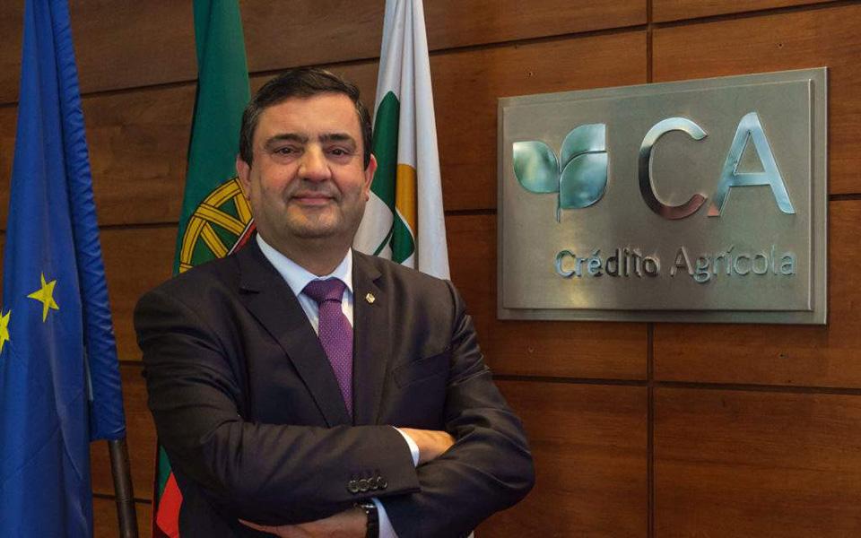"""""""O Crédito Agrícola é o banco nacional com pronúncia local"""""""