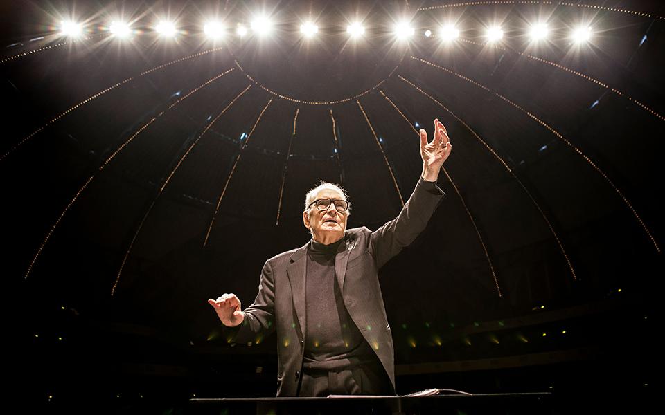 Ennio Morricone: Adeus aos palcos do maestro