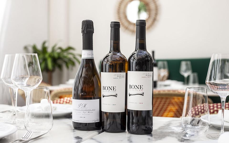 Dry to  the bone: Sommelier lança novos vinhos  da Bairrada