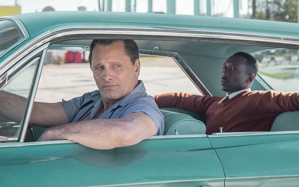 Green Book:  Desta vez quem vai  a conduzir é o branco