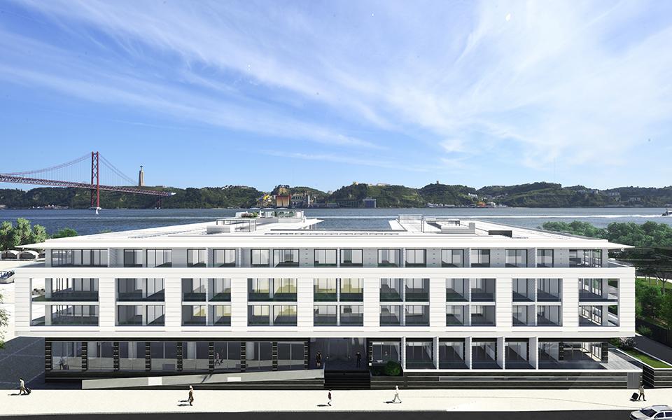 Lisboa vai ter o primeiro hotel Hyatt, num investimento de 70 milhões
