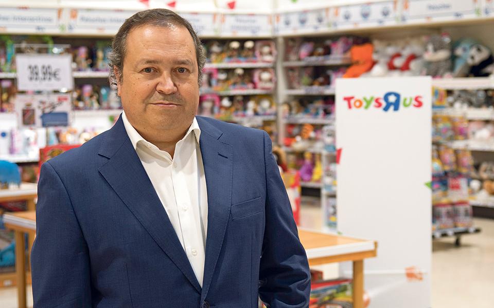 """Toys""""R""""Us Ibéria  quer abrir 25 lojas nos próximos cinco anos"""