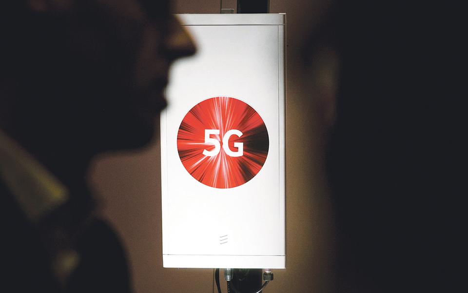 5G: Vodafone espera novidades sobre leilão em setembro