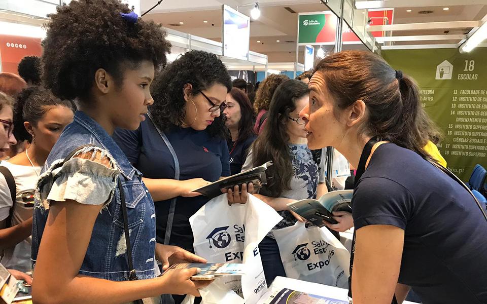 Ensino superior português vê no Brasil um pilar da  sua estratégia internacional