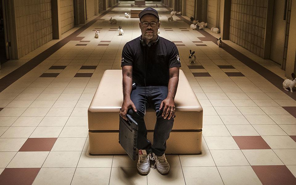 Jordan Peele: Humorista ganha milhões à custa do horror negro