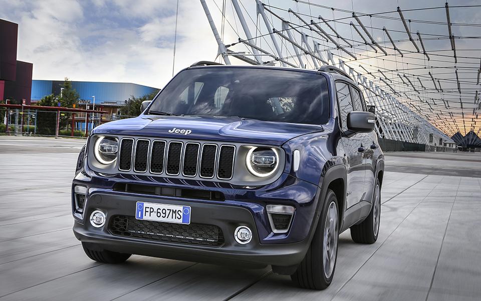 Renegade: O Jeep mais pequeno está de volta