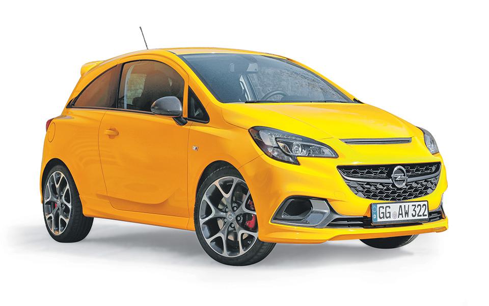 Opel Corsa GSi - O regresso às altas performances