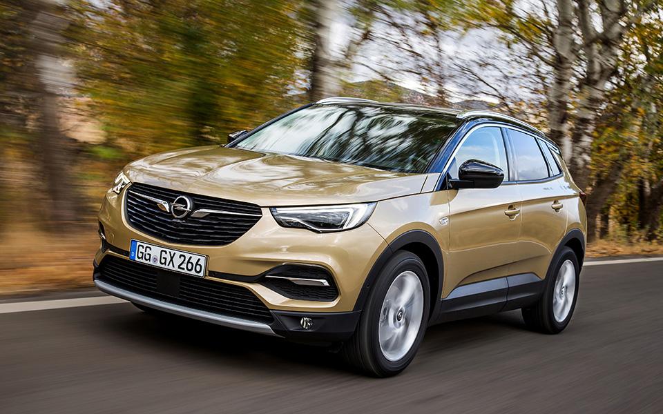 Opel Grandland X: Leve no peso e ágil na cidade