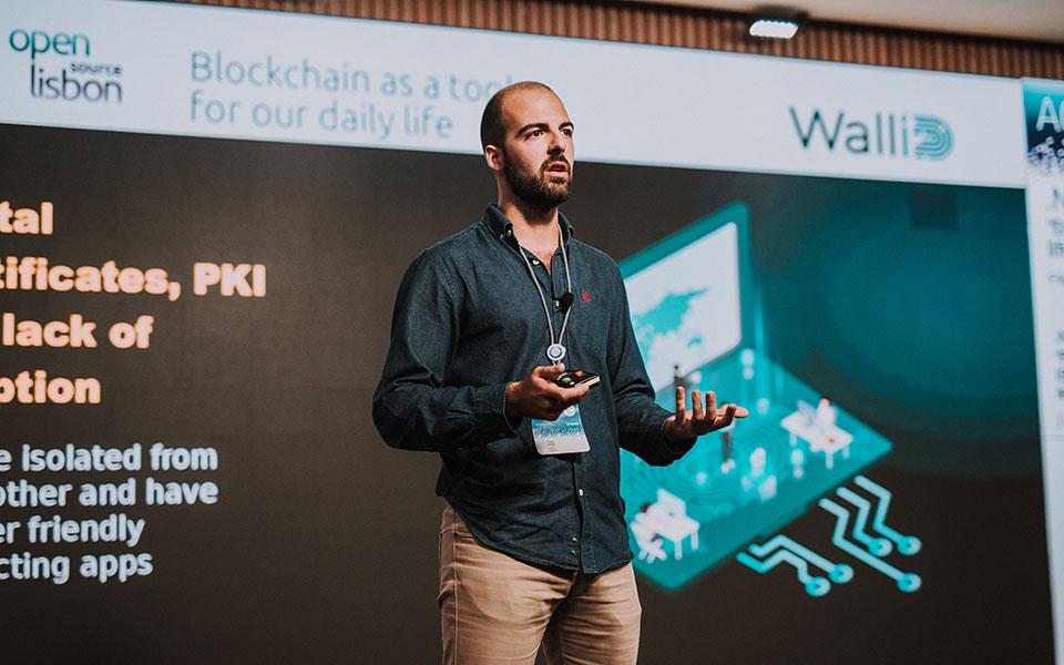 Casa da Moeda capta financiamento para projeto cripto WalliD