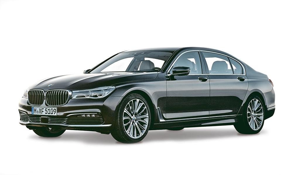 BMW 725Ld. Sumptuosidade num propulsor turbodiesel
