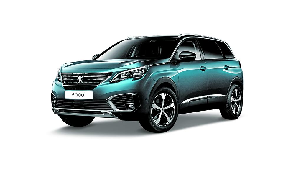 Peugeot Novo SUV 5008 aposta na tecnologia antipoluição