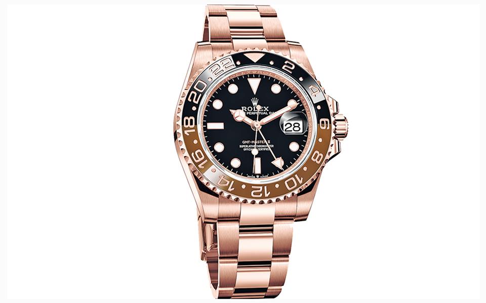 Rolex gmt-master ii: Um modelo cosmopolita