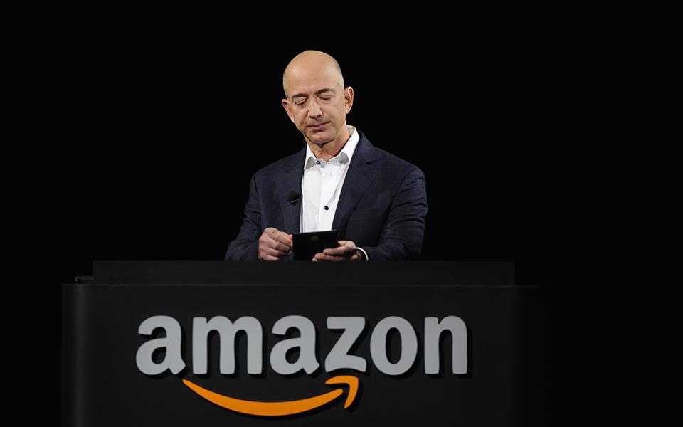 Jeff Bezos Amazon, traição e chantagem de tablóide