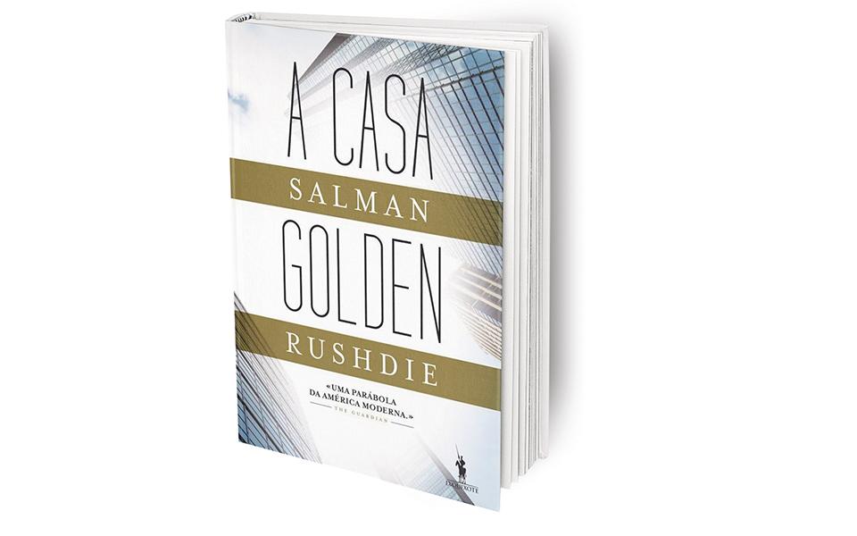 A CASA GOLDEN A América pela lente de Rushdie