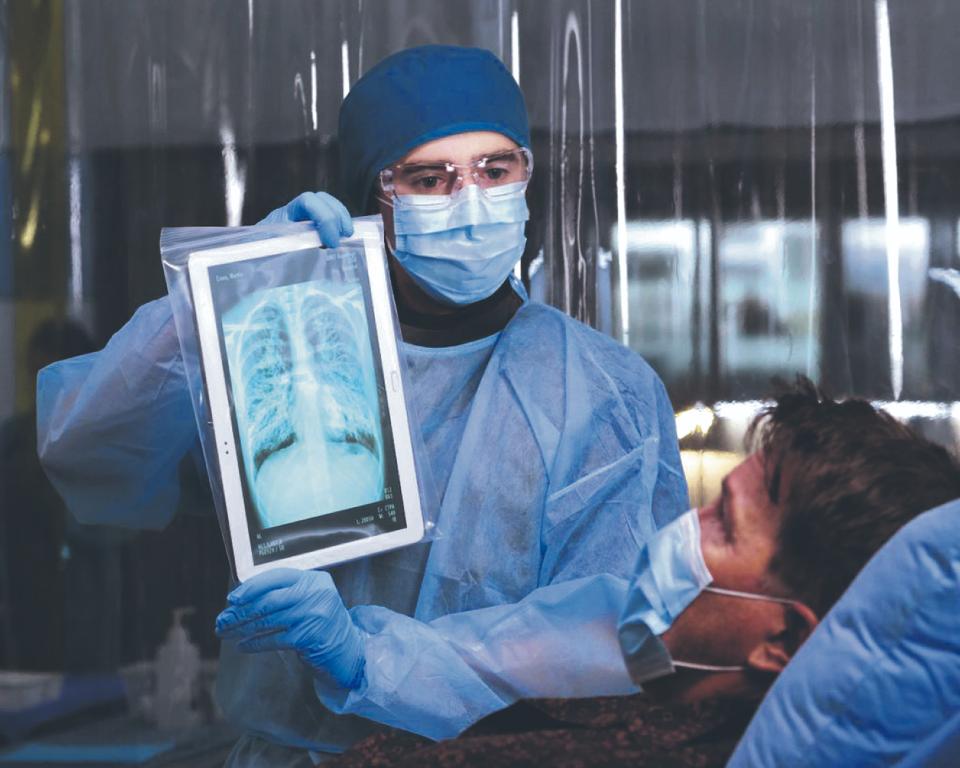 The Good Doctor: Quando a pandemia infeta o pequeno ecrã