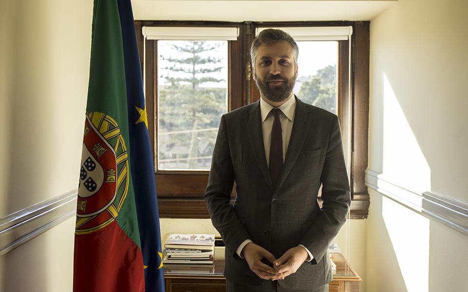 """Três dossiês """"quentes"""" nas mãos do ministro Pedro Nuno Santos"""