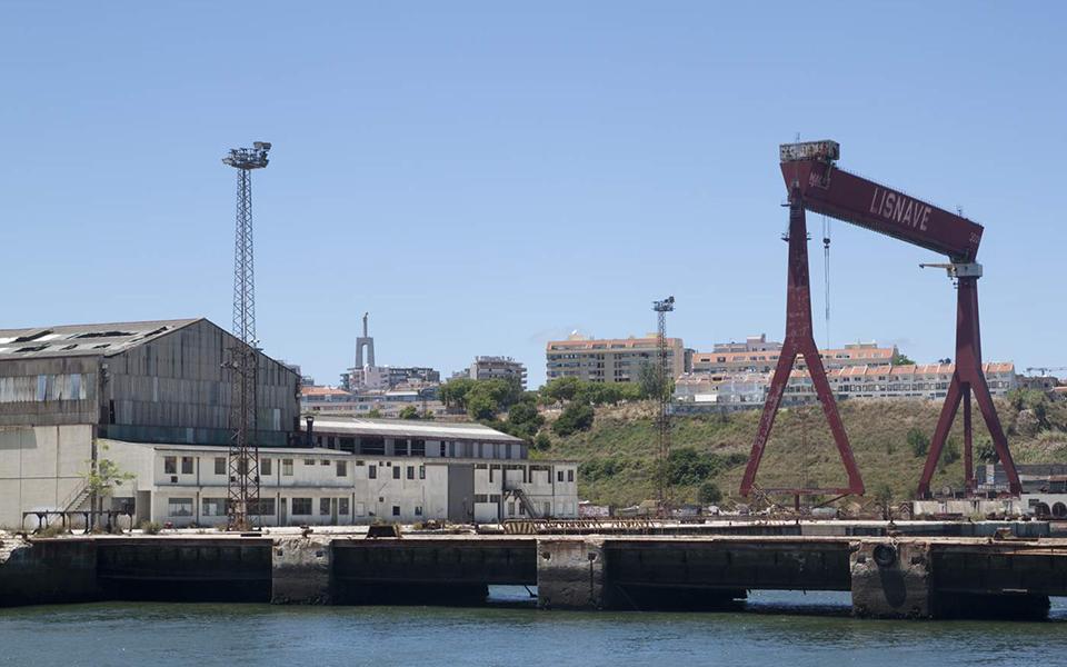 Terrenos da Lisnave:  o maior negócio do século na Grande Lisboa