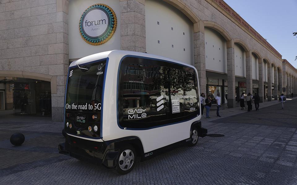 Smart cities Aveiro e Altice aceleram em direção ao 5G e à autonomía