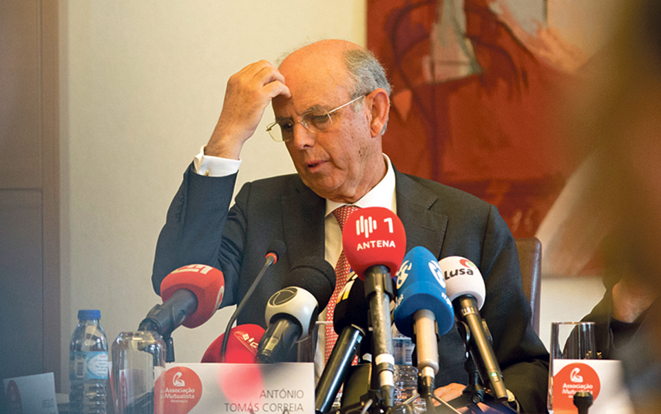 Álvaro Nascimento não reúne consenso na Associação Mutualista
