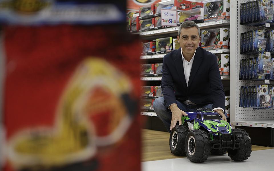 """Dono da Toys """"R"""" Us Iberia quer entrar na bolsa de Paris"""